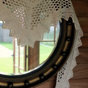 Aestlight Shawl by Gudrun Johnson