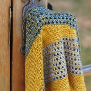 Skipping Dots by Amanda Rios in DirtyWater Dyeworks & Shalimar Breathless