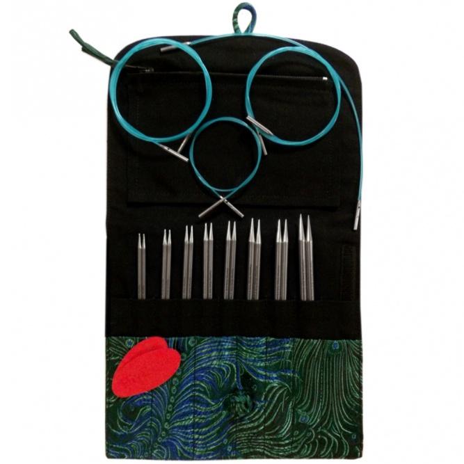 HiyaHiya 32 Stainless Steel Circular Knitting Needles