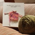 Itty Bitty Witty Knitties