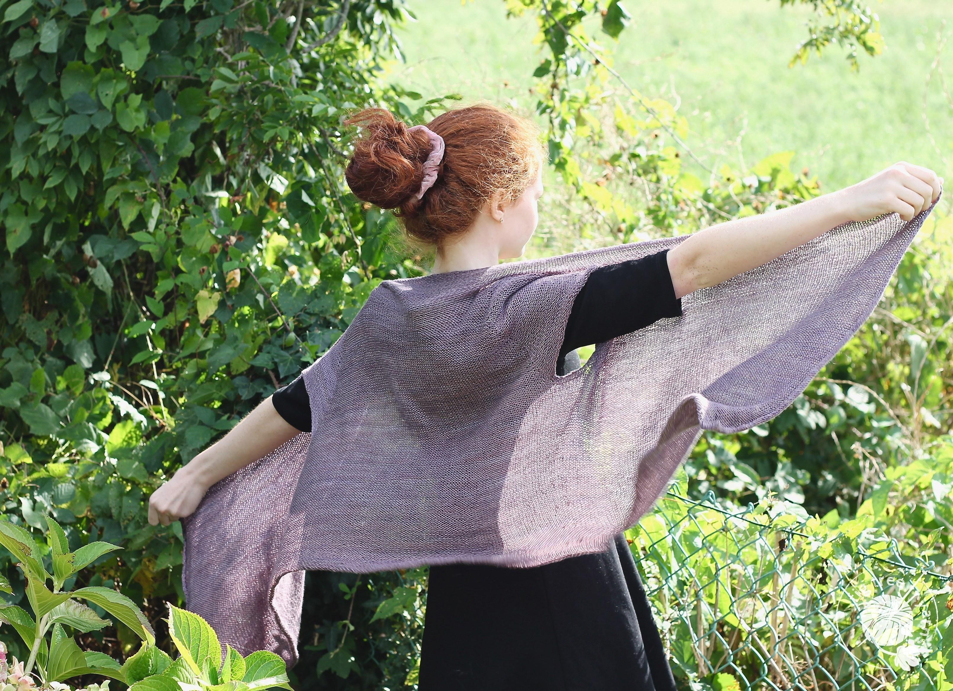 7ab1a5a1a0be Sweet Georgia - Merino Silk Lace