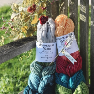 Wonderland Yarns 'Eat Me'