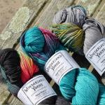 Wonderland Yarns Color Bursts! LW