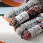 Spincycle Yarns Ghost Ranch by Drea Renee Knits collab skeins kit PW 2