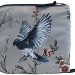Atenti Bags - Blue Bird Combo Pouch