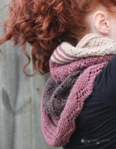 Chilkat Cowl by Romi Designs