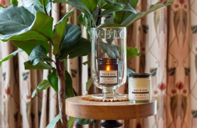 Our Custom Candle – Interview with Wax & Wool